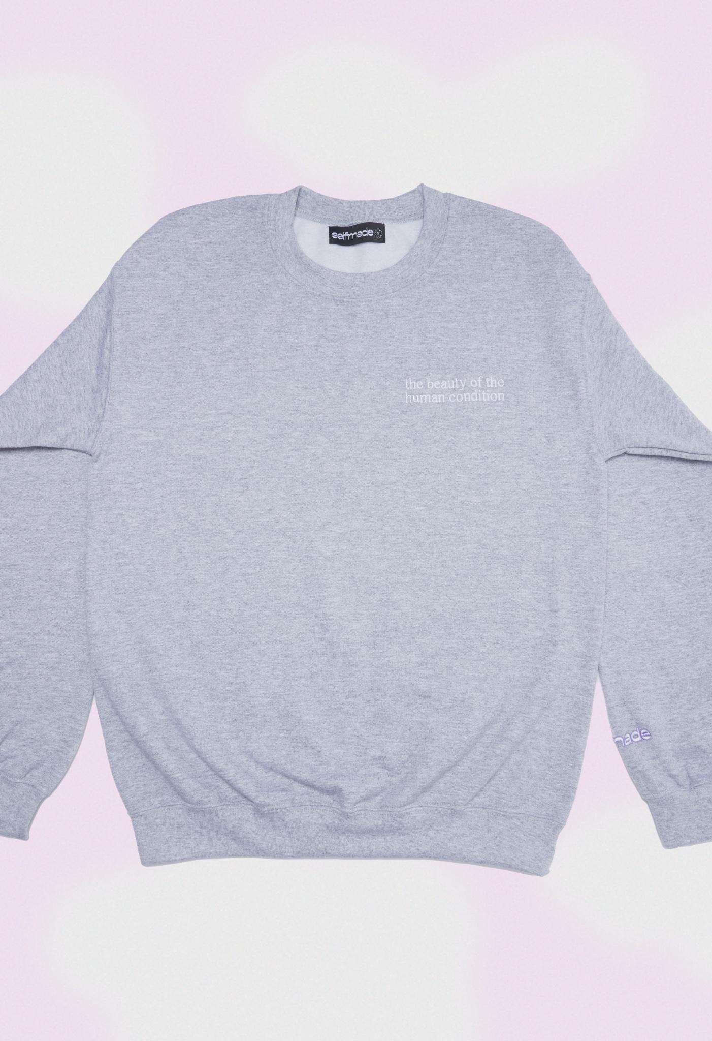 Beauty of the Human Condition Crew Sweatshirt